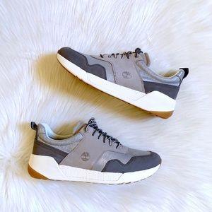 Timberland Kiri Up Mixed Media Sneakers